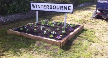 Winterbourne Planter