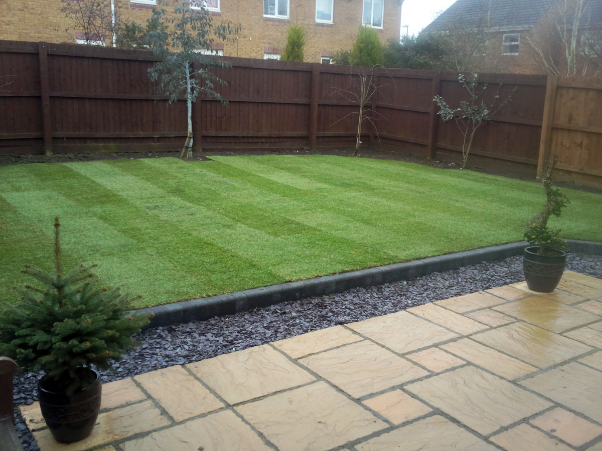 Astro Turf Garden >> Turfing   J B Landscapes - Bristol   For beautiful lawns all year.J B Landscapes